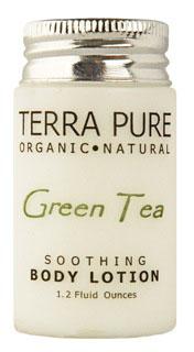 Terra Pure Organic Natural Green Tea Shampoo